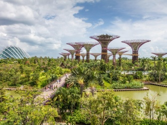 NEXT PLACE: GARDEN BY THE BAY